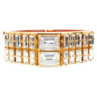 Prada Bangle with gemstones