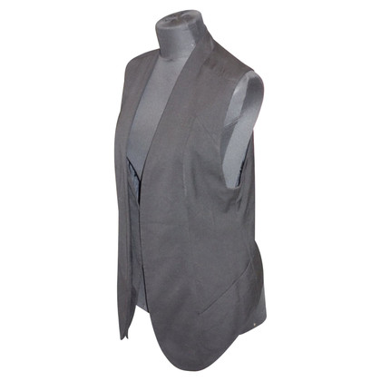Helmut Lang Gilet con cut-out