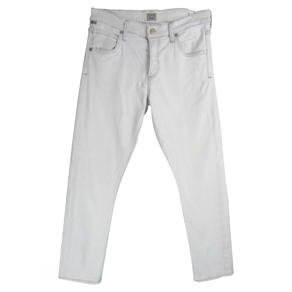 Citizens of Humanity Light gray jeans