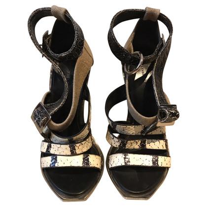 Balenciaga Sandals with pattern