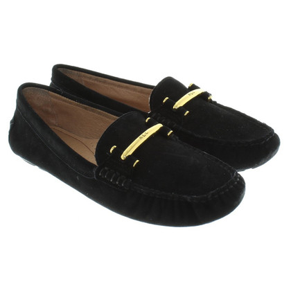 Ralph Lauren Loafer in black
