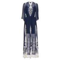 Alice + Olivia Chiffon maxi dress