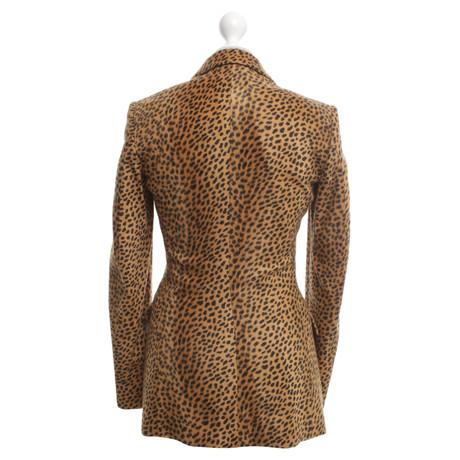 Versace Versace Blazer mit Blazer Muster Muster mit Bunt Muster ttw47T1q