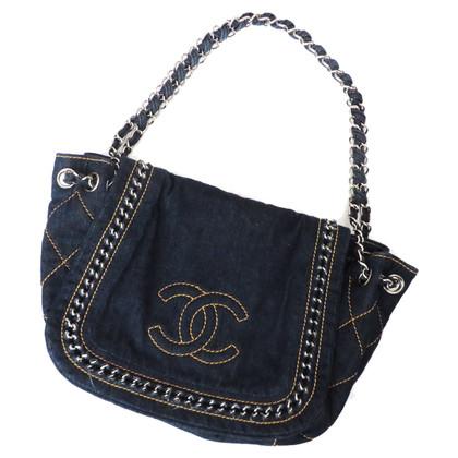 Chanel Handtasche aus Denim