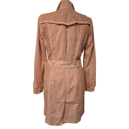 Marc Cain Trench coat in rose