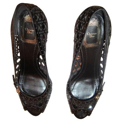Christian Dior Peep-dita dei piedi