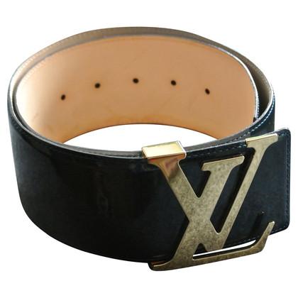 Louis Vuitton Gürtel aus Vernis Leder