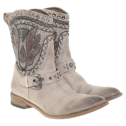 Other Designer Strategia - Boots with ornament
