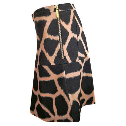Michael Kors skirt with Animal-Print
