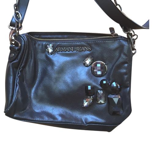 32477ea38cb5 Armani Jeans shoulder bag - Second Hand Armani Jeans shoulder bag ...