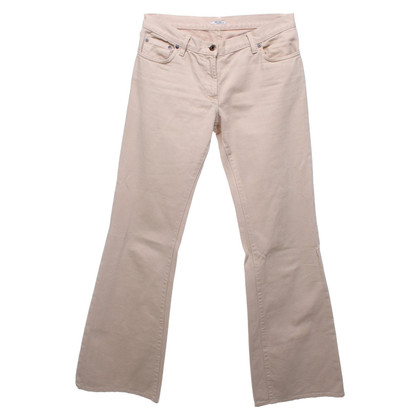 Miu Miu Jeans in light brown