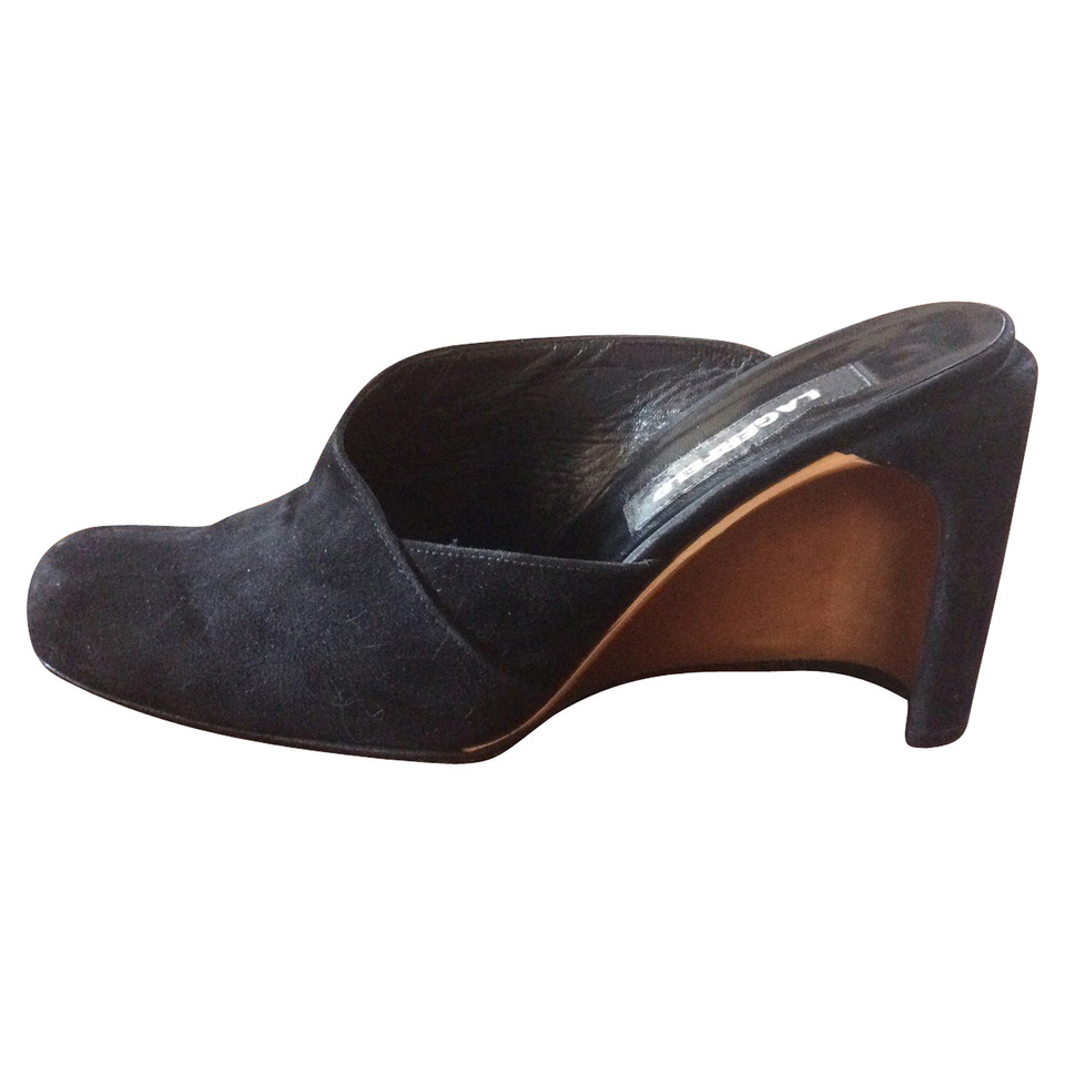 karl lagerfeld sandales fantaisie acheter karl lagerfeld sandales fantaisie second hand d. Black Bedroom Furniture Sets. Home Design Ideas