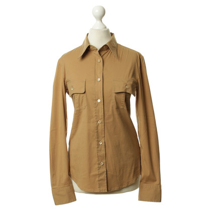 Prada Shirt in camel