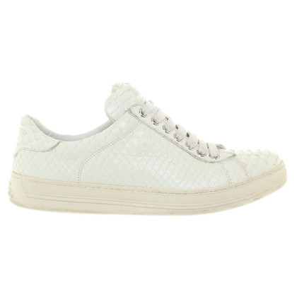 Tom Ford Sneakers in bianco