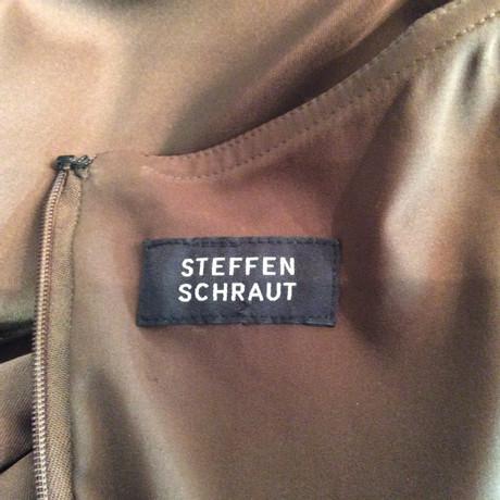 Bester Online-Verkauf Steffen Schraut Abendkleid Braun Billigsten Günstig Online PkI8Skp8RL