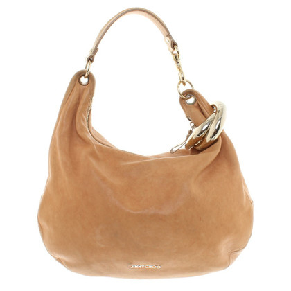 Jimmy Choo Hobo bag made of smooth leather