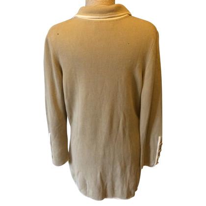 Rena Lange Blazer gemaakt van gebreide kleding