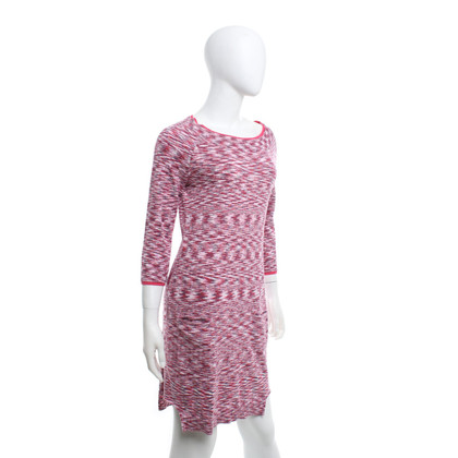 Patrizia Pepe Gebreide jurk in multicolor