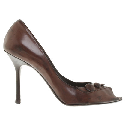 Patrizia Pepe Peep-toes in brown