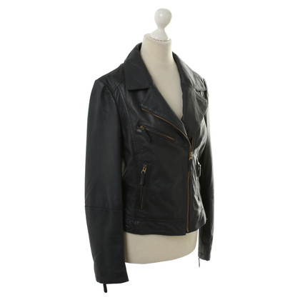 Arma Bikerjacke leather