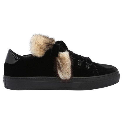 Tod's Sneakers with mink trimmings