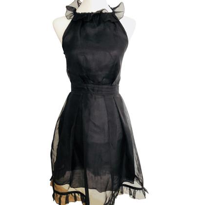 D&G Verstoorde zijden jurk