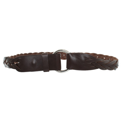 Loro Piana Belt in brown