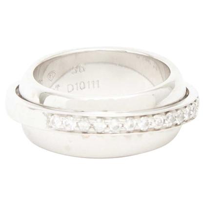 Piaget Ring aus Weißgold