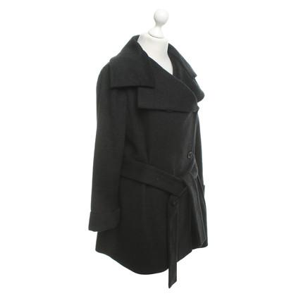 Armani Collezioni cappotto in lana