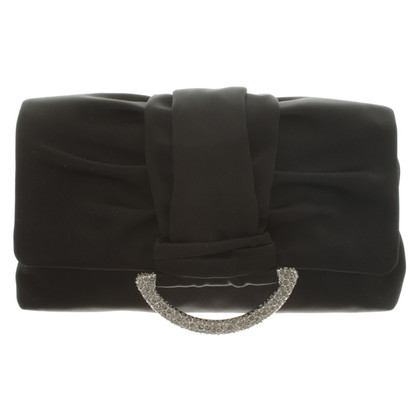 Christian Dior clutch in black