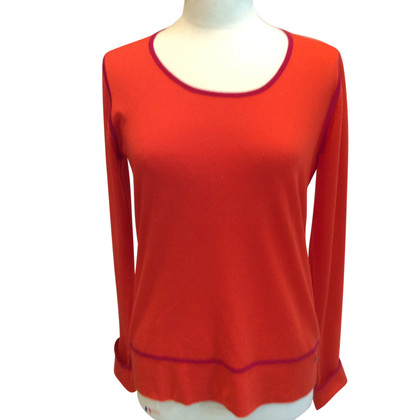 Bogner Sweater in red