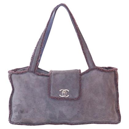 Chanel Chanel Fur Tas