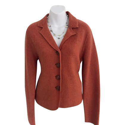 Hobbs Wolljacke in Orange