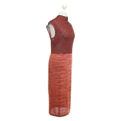 Missoni Vestito in rosso / arancione