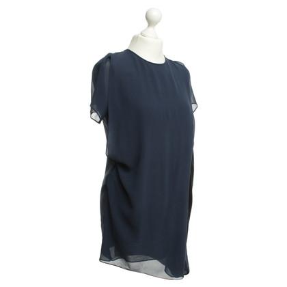 Acne Camicetta in blu / nero