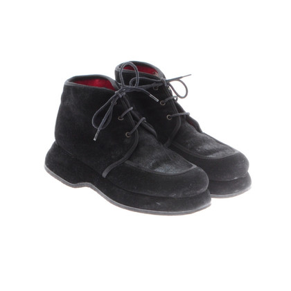 Kenzo Black Lace-up shoes