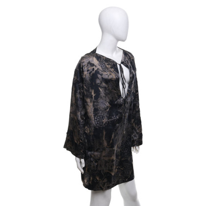 John Galliano Silk tunic