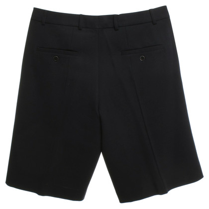 Strenesse Wol shorts in donkerblauw