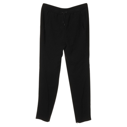 Maje Trousers in black