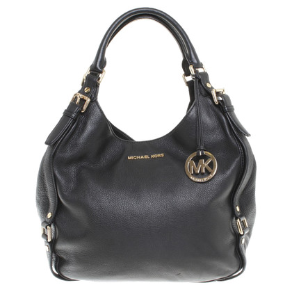 Michael Kors Leather handbag in black