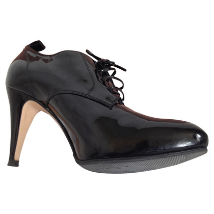 Gianvito Rossi Enkel laarzen lace-up