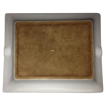 Hermès Aschenbecher aus Porzellan
