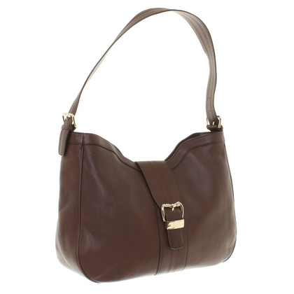 Escada Borsa in pelle in marrone