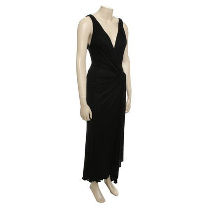 Gianni Versace Evening Dress in Black