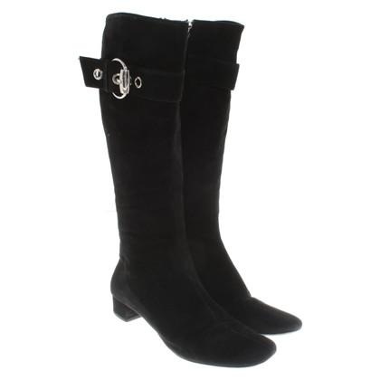 Gucci Laarzen in zwart