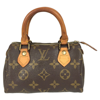 "Louis Vuitton ""Mini Speedy HL Monogram Canvas"""