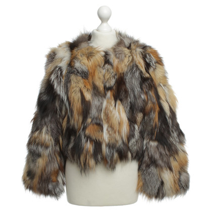 Michael Kors Short fur jacket