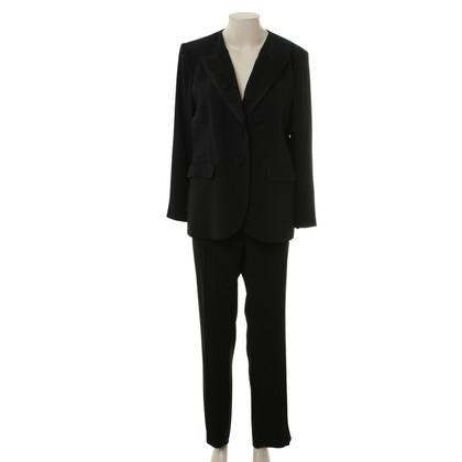 Sonia Rykiel Trouser suit with lace trim