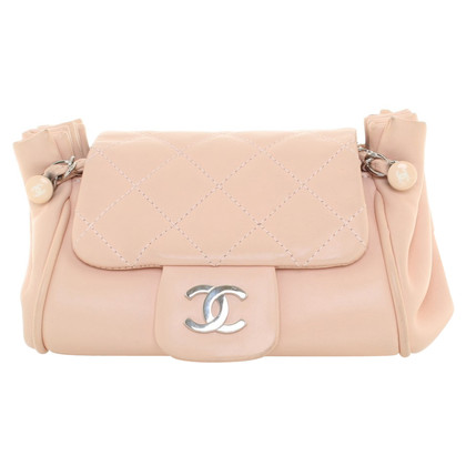 Chanel Handtasche in Nude