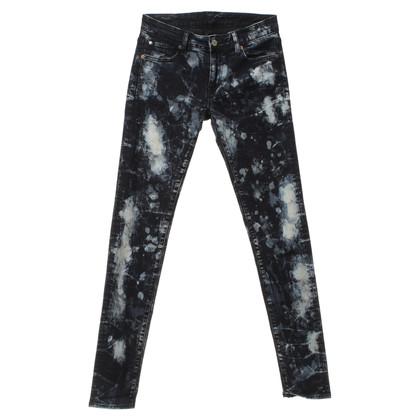 Ralph Lauren Jeans mit  Muster